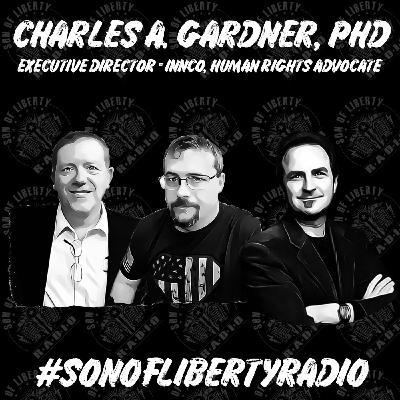 #sonoflibertyradio - Neurodiversity w_Dr. Charles Gardner