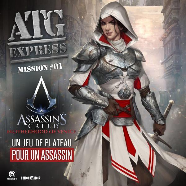 ATG Express #1 Un jeux de plateau pour un Assassin