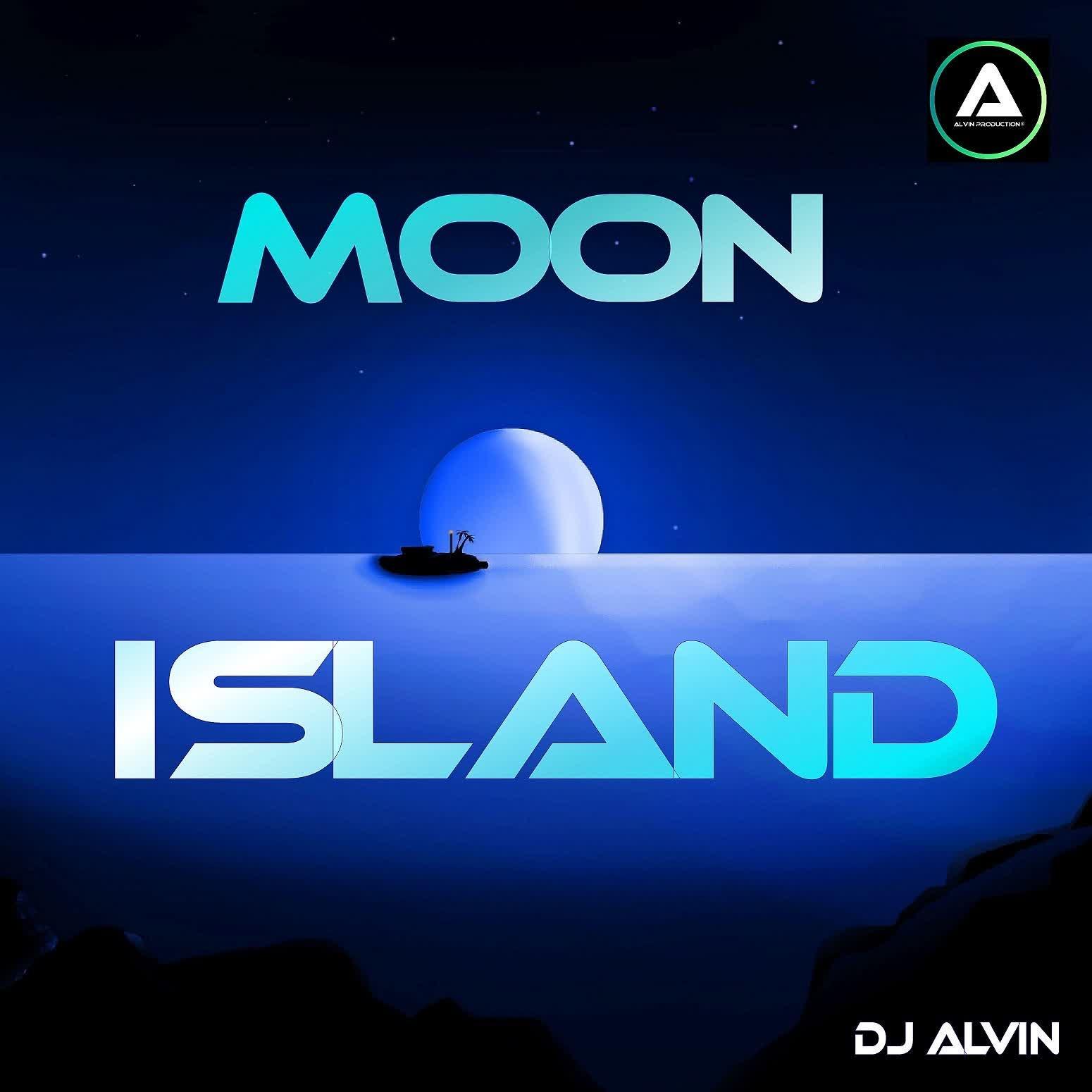 DJ Alvin - Moon Island