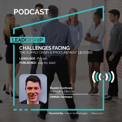 86. Challenges facing the supply chain and procurement leaders