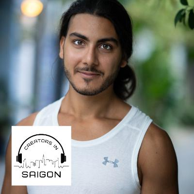 Optimize Your Health and Mental Wellbeing by Healing the Gut ft. Plant-Based Nutritionist and PT Giuliano Cricenti
