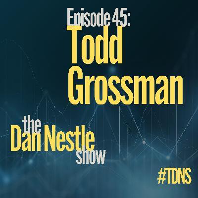 045: Todd Grossman: Walking the Walk at Talkwalker