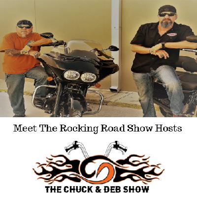 Chuck & Deb Show Episode #3 - Interview with Alvie & One3 of The Rocking Road Show