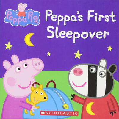 Peppa's First Sleepover (Peppa Pig) - Season 3 - Episode 6