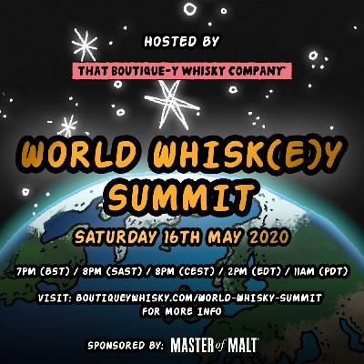 World Whisk(e)y Day Special: World Whisk(e)y Summit 2020