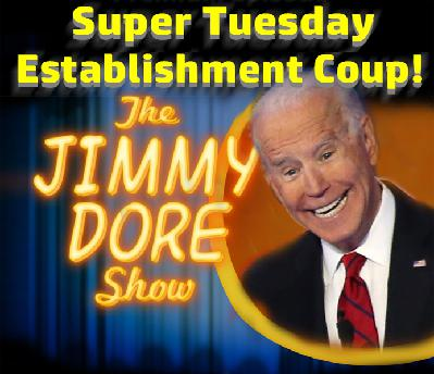 Super Tuesday Establishment Coup!