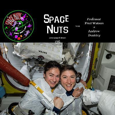 176: First All-Female Spacewalk