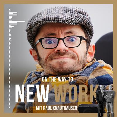 #272 mit Raul Krauthausen, Aktivist & Autor, der sich mit den Sozialhelden e.V für behinderte Menschen einsetzt
