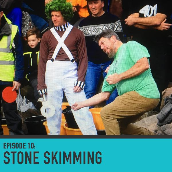 The World Stone Skimming Championship - Episode 010