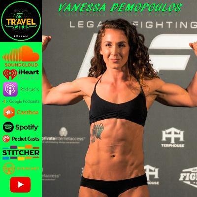 Vanessa Demopoulos Fighter
