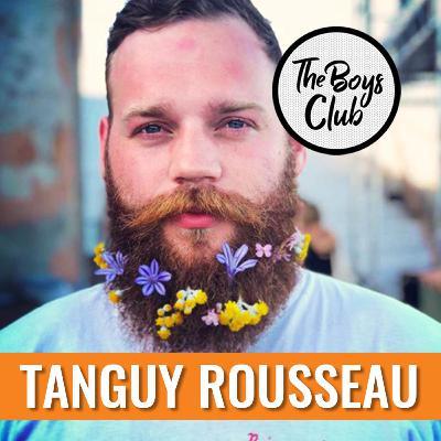 Tanguy Rousseau, viking gentil aux émotions complexes