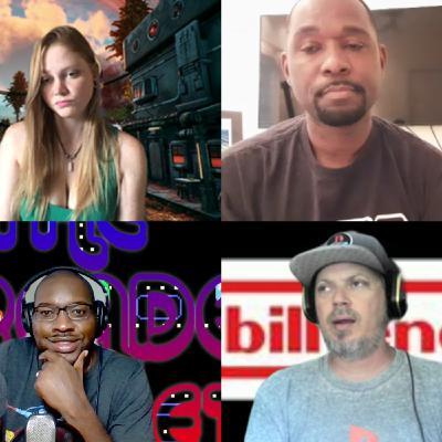 "Arcade Cabinet Crew discuss ""High Score"" Netflix Series"