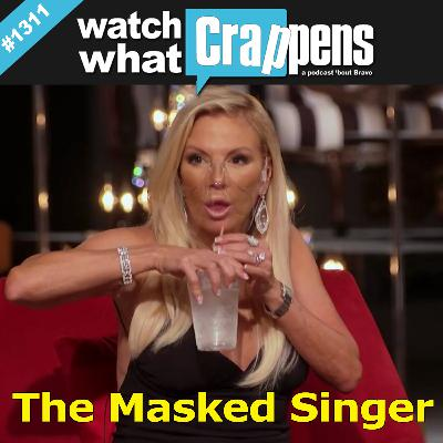 RHONY: The Masked Singer