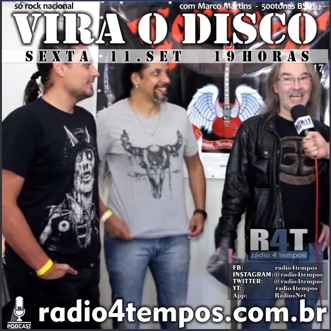 Rádio 4 Tempos - Vira o Disco 76:Rádio 4 Tempos