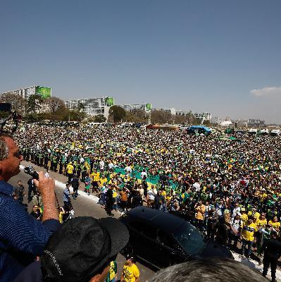 Reações aos atos que desafiaram a democracia; Código Eleitoral volta à Câmara; terremoto no México