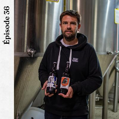 #36 | Sébastien Courtin - Tête de Mule, une bière du Marais poitevin