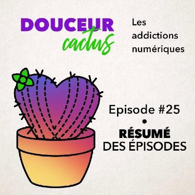 Episode 25 • Résumé des épisodes