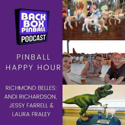 Episode 46: Pinball Happy Hour: Richmond Belles and Chimes