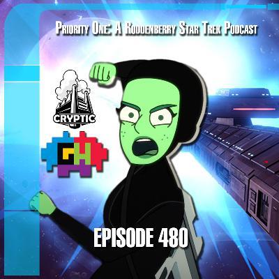 480 – UberEats, Tribbles, and Star Trek Online | Priority One: A Roddenberry Star Trek Podcast