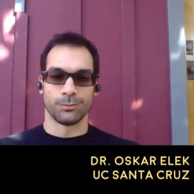 Modeling the Cosmic Web - Dr. Oskar Elek UC Santa Cruz - The Cosmic Companion Nov. 3, 2020