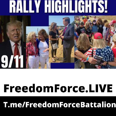 Brad Barton-Rally Highlights 9.13.21