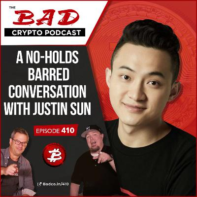 A No-Holds Barred Conversation with Justin Sun