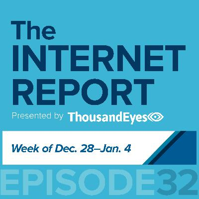 Ep. 32: What Happened with Slack's Outage; Plus, Talking Cloud Resiliency with Forrest Brazeal of Cloud Guru (Week of 12/28/20- 01/04/21)