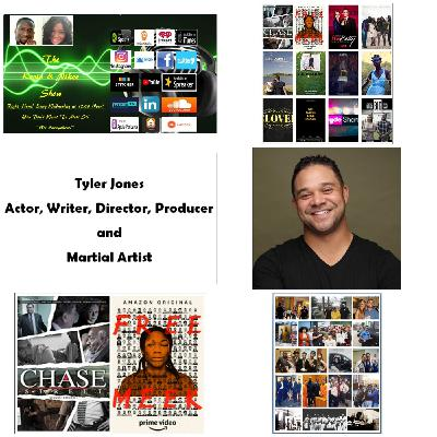 The Kevin & Nikee Show  - Tyler Jones  - Actor, Writer, Director, Producer and Martial Artist