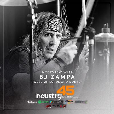 Industry 45 Quick Spin feat. BJ. Zampa Drummer (Dokken/ House of Lords)   FULL