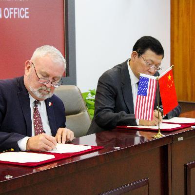 Episode 002 - Eddie Conger - International Relations in Beijing