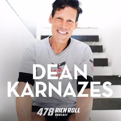 Dean Karnazes Is Running For Good: Lessons On Longevity & Embracing Discomfort