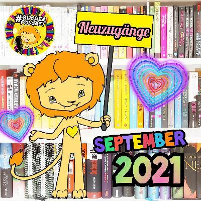 Neuzugänge September 2021