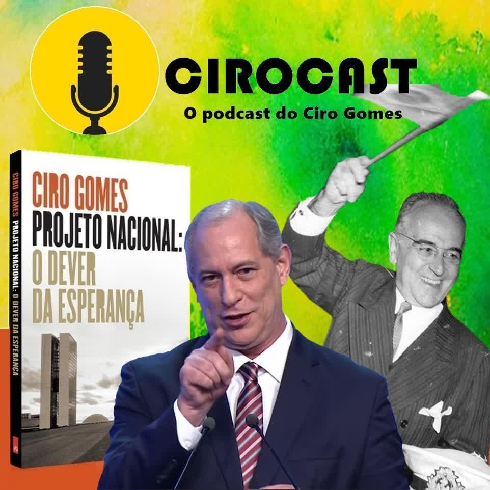 24/08/2020 | Ciro Gomes participa de Live sobre os 66 anos da morte de Getúlio Vargas e as bases do Trabalhismo Brasileiro