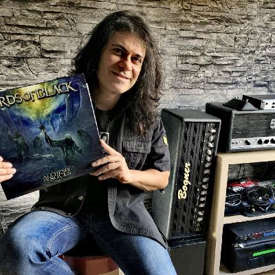 213Rock Podcast Harrag Melodica Interview with Tony Hernando Lords of Black New album Alchemy Of Souls – Part 1  16 12 2020