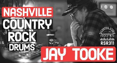 RSR311 - Jay Tooke - Nashville Country Rock Drums