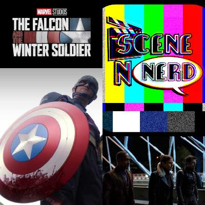 GVN Presents: Scene N Nerd - Falcon and the Winter Soldier are Limitless