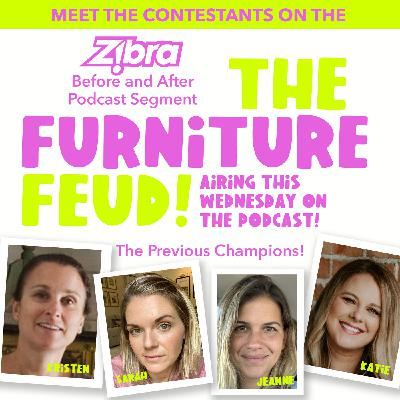 Our Champions From Previous Games Compete To Be The 2020 Grand Champion Of The Furniture Feud!