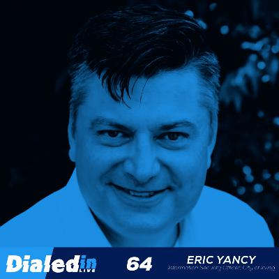 64. Quantum Cryptology, Schrodinger's Cat, & China vs. the World: Race to Quantum Supremacy / Eric Yancy