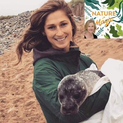 Episode 21 Melanie Croce is saving seals