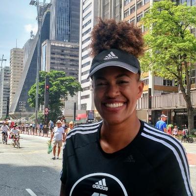 Ideias Negras #31 | Deborawstaylor: OSPRETOSDOCORRE! Prjctrun, grupo de corrida liderado por negros