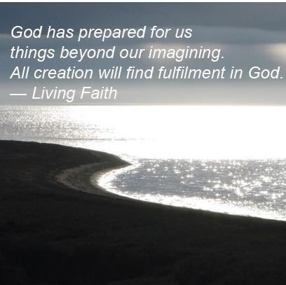 The Prayer: The Spirit Within Us   2020-08-30