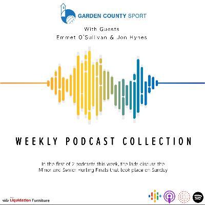 Garden County Sport Wicklow Hurling Finals Review Podcast - 07/10/19