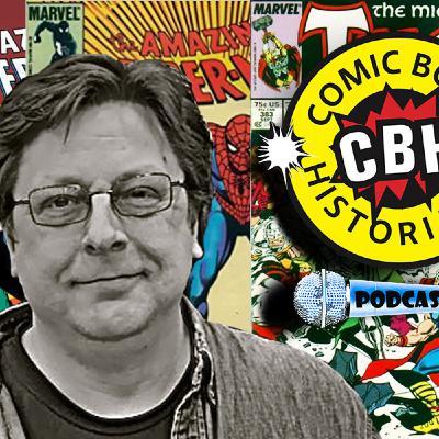 Ron Frenz: Marvelous Comic Artist part 2 with Alex Grand & Jim Thompson