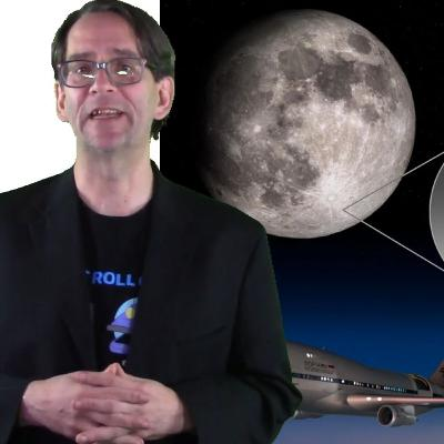 Water on the Moon - And it's not Just in the Shadows! - Astronomy News with the Cosmic Companion Special Report Oct. 27, 2020