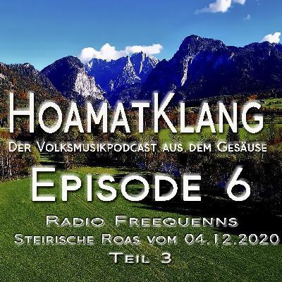 Hoamatklang_Episode_6_Steirische Roas 04.12.2020 Teil 3