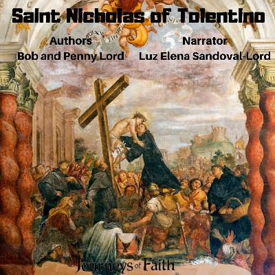 Saint Nicholas of Tolentino Champion of the Poor Souls in Purgatory