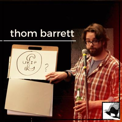 Thom Barrett ~ Not Not Comedy | live at the May 2015 Sunday Matinée
