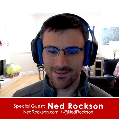 """Ep 12 - Ned Rockson - """"Interviewing Correctly"""""""