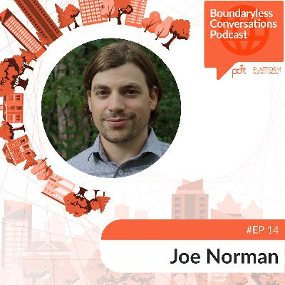 Ep. 14 Joe Norman - Organizations as Architectures for Complexity