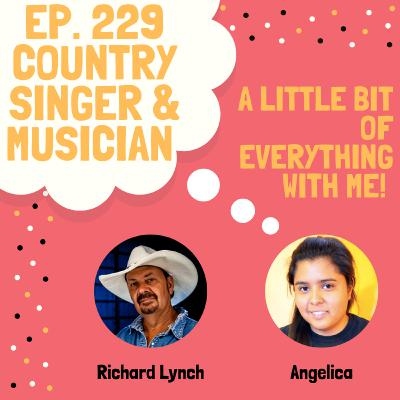 Richard Lynch - Country Singer & Musician